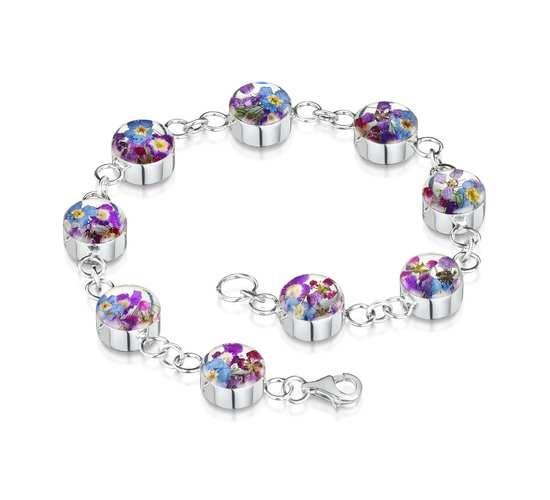 Shrieking Violet bracelet